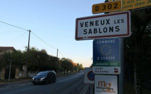 CHAUFFEUR PRIVÉ VTC VENEUX-LES-SABLONS