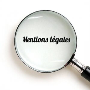 Mentions légales. VTC juridiction