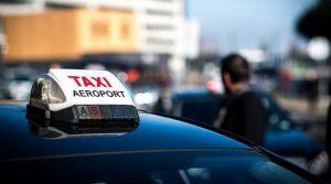 Taxi Paris pour l'aéroport