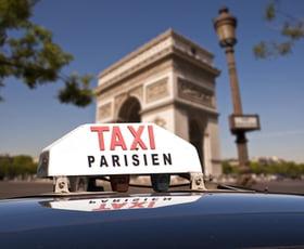 Réservez un Taxi à Paris